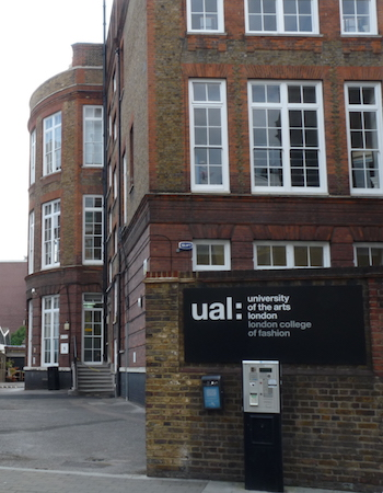 University of the Arts London, UAL, Central Saint Martins