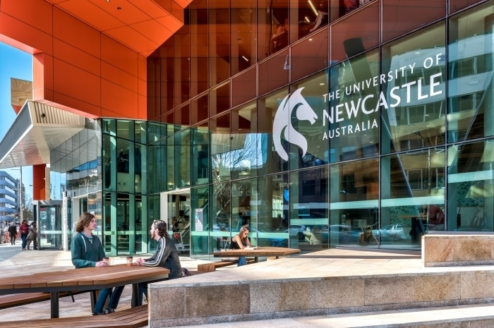 MBA в University of Newcastle